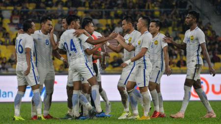 Timnas Malaysia Menaklukan Maladewa Jelang Piala AFF 2018 - INDOSPORT