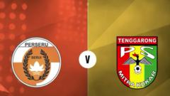 Indosport - Perseru Serui vs Mitra Kukar.