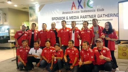 AXIC, Komunitas Otomotif Indonesia yang konsisten lakukan 'Safety Campaign'. - INDOSPORT