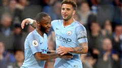 Indosport - Bintang Manchester City, Kyle Walker akhirnya memberikan tanggapan setelah mengadakan pesta sex di rumah saat pandemi virus corona semakin menyebar.