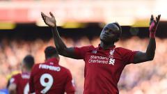 Indosport - Sadio Mane saat ini menghuni peringkat ke-2 pencetak gol terbanyak Premier League.