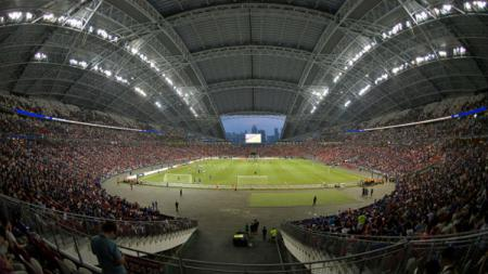 Singapore National Stadium. - INDOSPORT