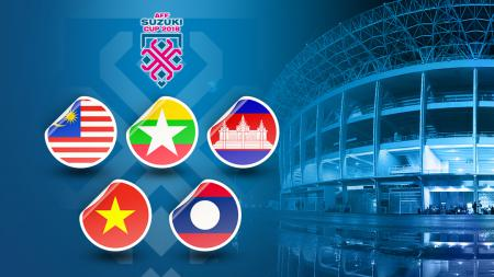 5 Kekuatan Tim Grup A Piala AFF 2018 - INDOSPORT