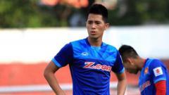 Indosport - Pemain Bertahan Timnas Vietnam di Piala AFF 2018, Tran Dinh Trong.