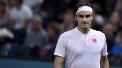 Indosport - Roger Federer, petenis asal Swiss.