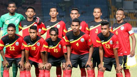 Skuat Timnas Timor Leste - INDOSPORT