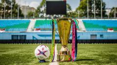 Indosport - Trofi Piala AFF