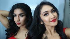 Indosport - Ring girl MMA Indonesia, Siva Aprilia, bikin netizen terpana ketika main TikTok.