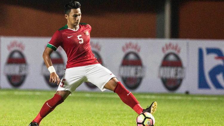 Bagas Adi Nugroho, pemain Timnas Indonesia. Copyright: Instagram/Bagas Adi