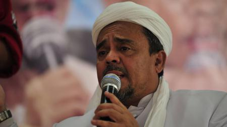 Habib Rizieq. - INDOSPORT