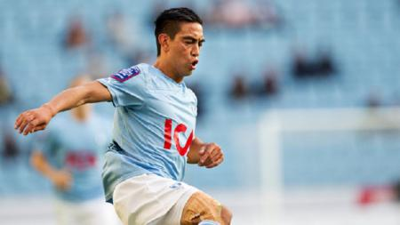 Amin Nazari resmi diumumkan sebagai pemain baru Kedah FA sebagai pemain asing Asia terakhir untuk Liga Super Malaysia 2020. - INDOSPORT