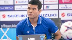 Indosport - Kapten Timnas Laos, Thothilath Sibounhuang.