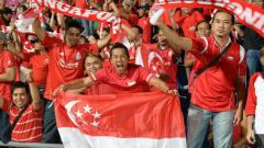 Indosport - Suporter Singapura.