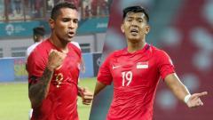 Indosport - Beto Goncalves dan  Khairul Amri