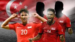 Indosport - Timnas Singapura