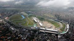 Indosport - Autodromo Jose Carlos Pace, Sao Paulo, tempat berlangsungnya balapan F1 Brasil.