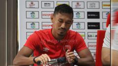 Indosport - Mantan kapten PSM Makassar, Zulkifli Syukur.