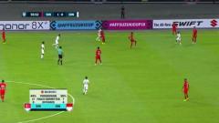 Indosport - Singapura vs Timnas Indonesia.