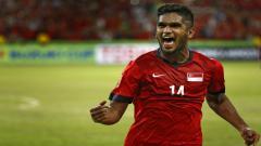 Indosport - Pemain Timnas Singapura, Hariss Harun
