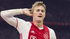 Indosport - Matthijs de Ligt.
