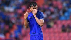 Indosport - Mendapati PSSI-nya terancam dihukum FIFA, sejumlah pemain Thailand mungkin saja main di Liga 1 suatu saat nanti.