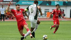 Persija Jakarta vs PS Tira