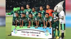 Indosport - Susunan pemain Persebaya