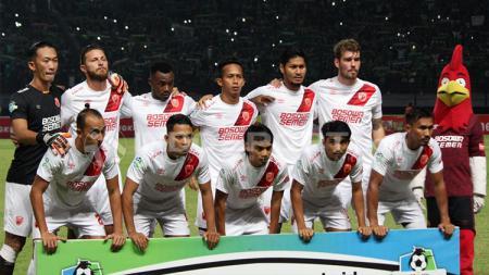 Susunan pemain PSM Makassar - INDOSPORT