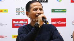 Indosport - Djajang Nurdjaman, pelatih Persebaya Surabaya.