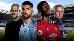 Indosport - Derby Manchester