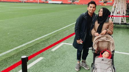 Rachel Vennya dan Niko Al-Hakim di Anfield - INDOSPORT