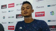 Indosport - Panggih Prio Sembodho kiper pinjaman Persipura Jayapura kembali ke Bhayangkara FC.