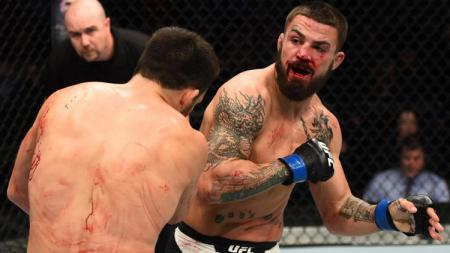 Mike Perry, Petarung UFC. - INDOSPORT