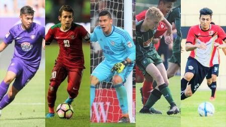 5 pesepak bola Asia Tenggara yang bermain di Eropa - INDOSPORT