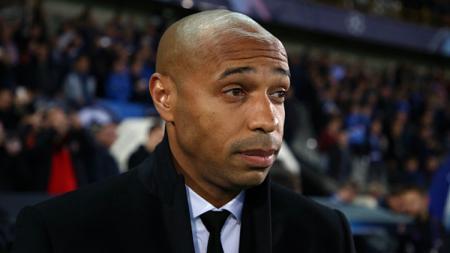 Thierry Henry, Mantan Pelatih AS Monaco. - INDOSPORT