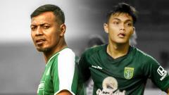 Indosport - Bejo Sugiantoro dan Rachmat Irianto, pasangan ayah-anak di Liga 1.