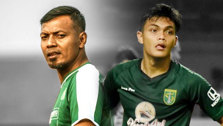Bejo Sugiantoro dan Rachmat Irianto Copyright: INDOSPORT