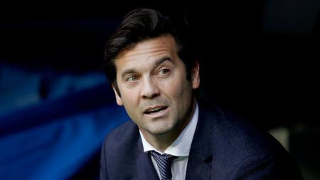 Santiago Solari, pelatih Real Madrid. - INDOSPORT