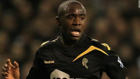 Fabrice Muamba yang memutuskan pensiun setelah mengalami serangan jantung. - INDOSPORT