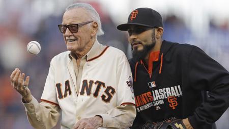 Pencipta para superhero, Stan Lee meninggal dunia - INDOSPORT