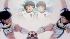 Indosport - Captain Tsubasa dan Taro Misaki