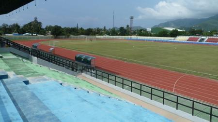 Stadion Nasional Timor Leste. - INDOSPORT
