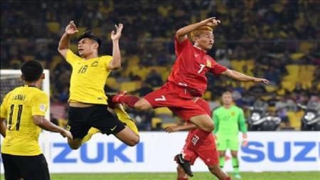 Soukaphone Vongchiengkham, Messi-nya Timnas Laos yang ikut serta dalam skuat Laos U-23 di SEA Games 2019. - INDOSPORT