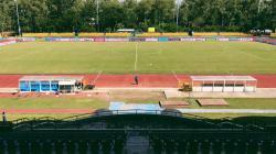 Stadion Panaad Par, kandang Filipina di Piala AFF 2018.