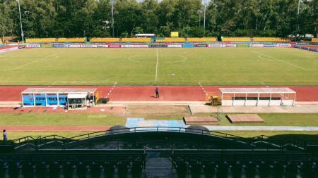 Stadion Panaad, kandang Filipina di Piala AFF 2018. - INDOSPORT