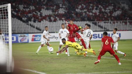 Indonesia vs Timor Leste di Piala AFF 2018. - INDOSPORT