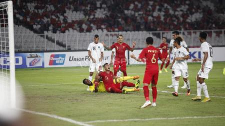 Indonesia vs Timor Leste - INDOSPORT