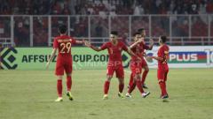 Indosport - Indonesia vs Timor Leste