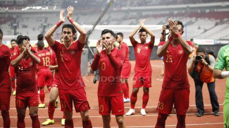 Timnas Indonesia vs Timor Leste - INDOSPORT