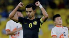 Indosport - Zaquan Adha, kapten Timnas Malaysia untuk Piala AFF 2018